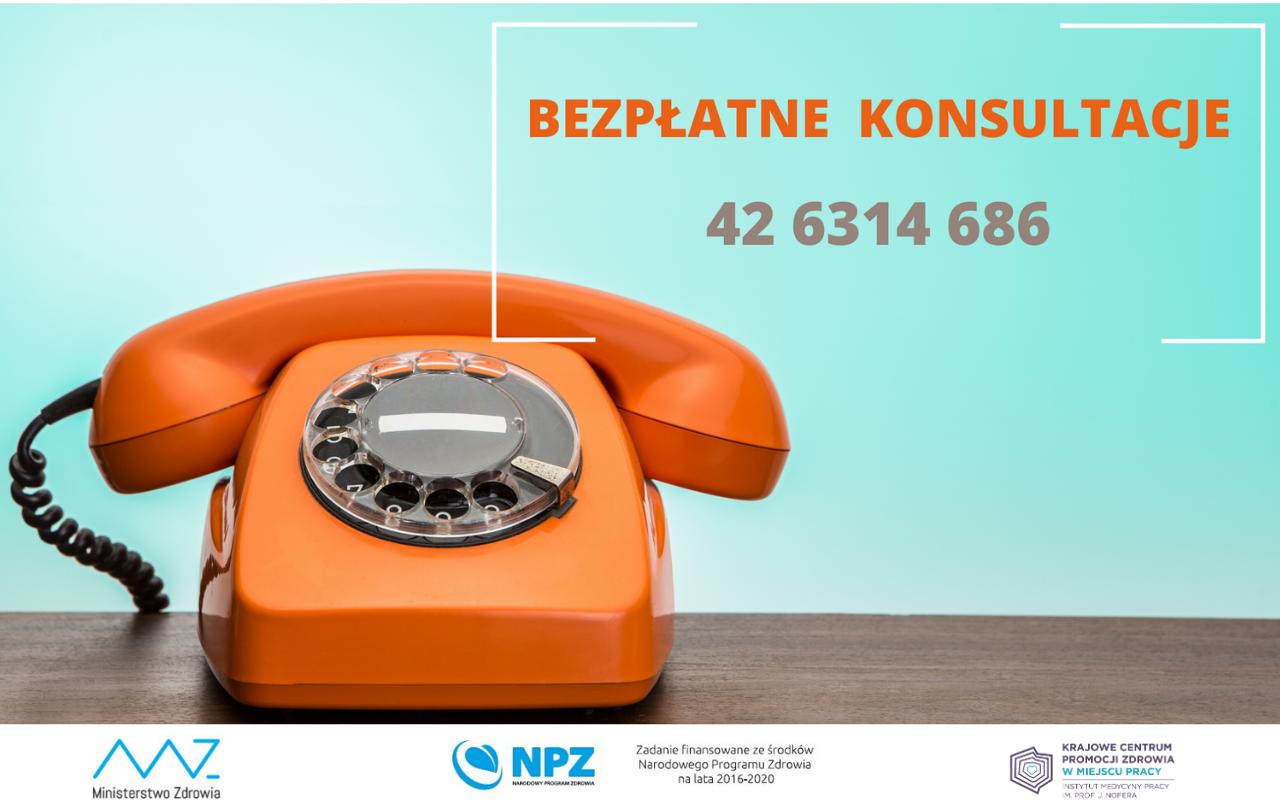 konsultacje, Bezpłatne konsultacje telefoniczne dla firm